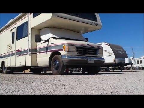 Arizona Trip Review Sunny Acres RV Park Las Cruces, NM