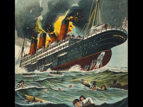 RMS Lusitania: Sunk or Sacrificed?