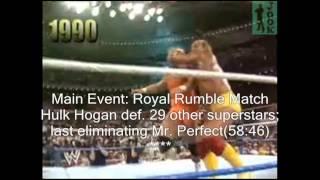 WWF Royal Rumble 1990 Review