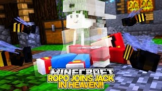 Minecraft Adventure - LITTLE ROPO JOINS JACK IN HEAVEN!!!