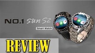 Review Smartwatch No.1 Sun S2 Español | Tecnocat | Tinydeal.com