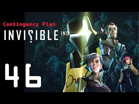 Invisible Inc. Contingency Plan 46 - Reached day 20!