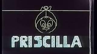 """""""Calimero y Priscilla"""" (primer doblaje - sintonía de cierre - TVE 1990)"""