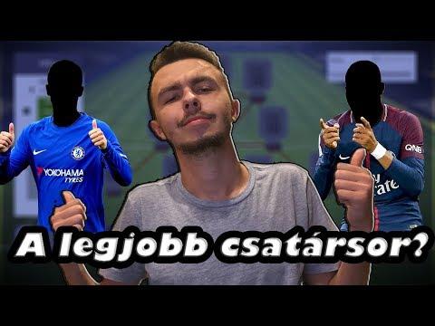 A LEGJOBB CSATÁRSOR - FIFA 19 FUT DRAFT