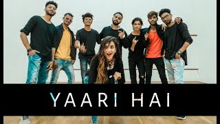 YAARI HAI   Tony Kakkar   Tejas Dhoke Choreography   Dancefit Live