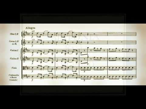 Mozart : Sinfonia n.4 KV19