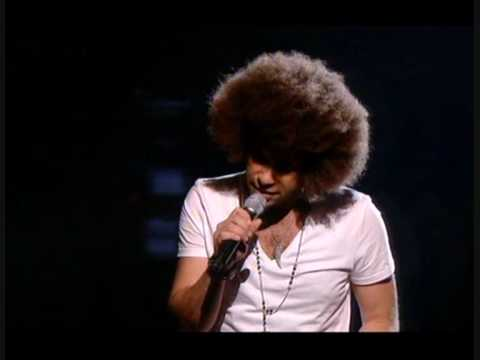 "Jamie ""Afro"" Archer - Star Performance on the  X Factor top 11 - Hurt by Christina Aguilera"