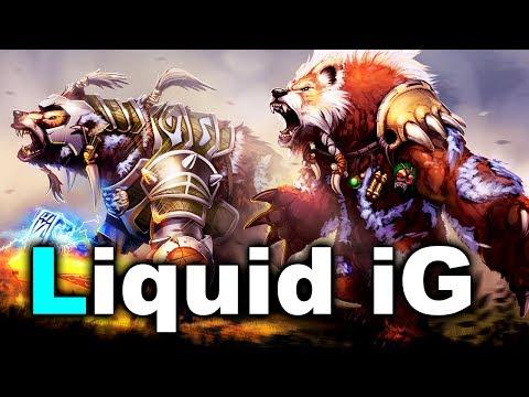 Liquid vs iG - Semi-Finals Games 1,2 - SL i-League 2 DOTA 2