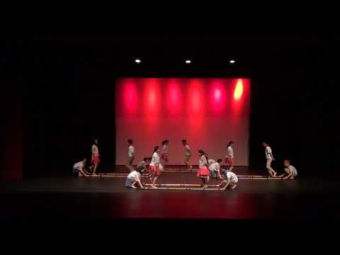 "Whitney Young AAC Show 2017 ""Recollection"": Tinikling"
