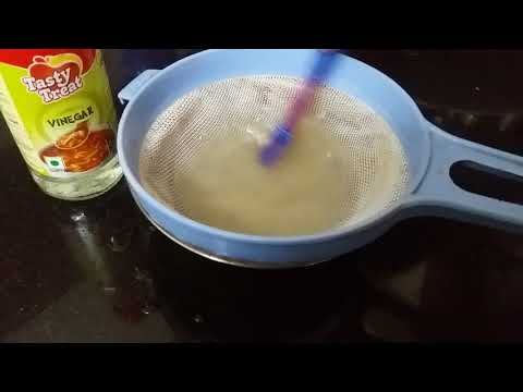 Trying vinegar tricks#cleaning/ how to clean soup strainer, tea strainer, gas stove burner.. etc ??