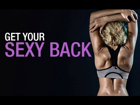 How to get a sexy back