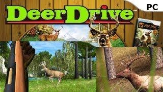 Deer Drive Gameplay PC HD