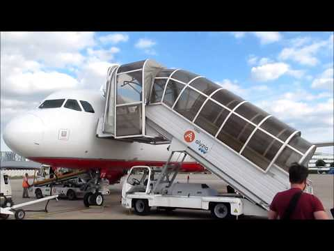 FLIGHT REPORT | Air Berlin (Economy) | AIRBUS A320-200 | Paris Charles de Gaulle - Berlin Tegel