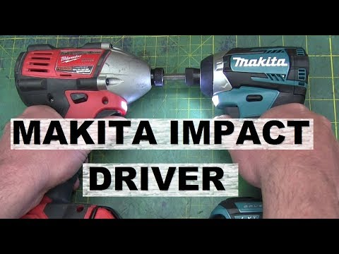 BOLTR: Makita Brushless Impact Driver - YouTube