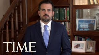 Puerto Rico's Embattled Governor Says He Won't Step Down, But Won't Run Again | TIME