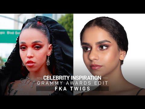 Celebrity Inspiration: FKA Twigs   Grammy Awards   MyGlamm