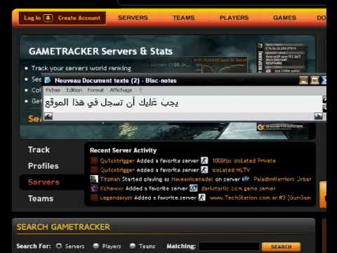 how to create server in counter strike