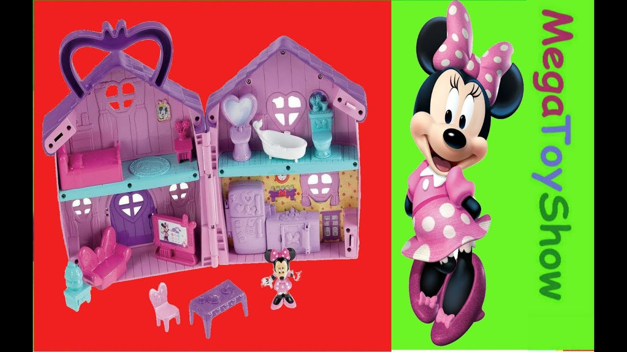 minnie mouse boutique clubhouse disney toys by fisher price