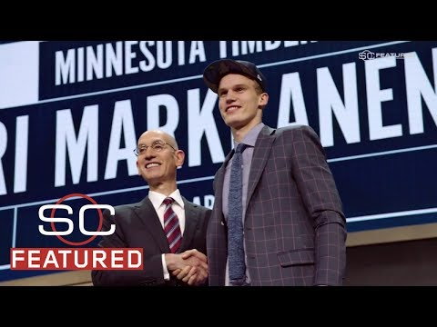 Lauri Markkanen Is The Finnisher | SC Featured | ESPN