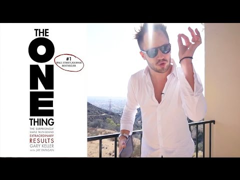 The ONE Thing: Use This Secret To Create Wealth For Yourself & Get What You Want