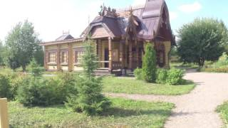 видео Отели Переславль-Залесского для отдыха с детьми