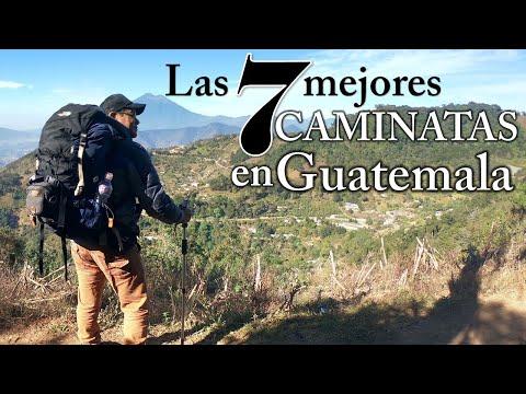 GUATEMALA 🇬🇹 ► 7 Senderos Soñados [SORPRENDENTES]😱