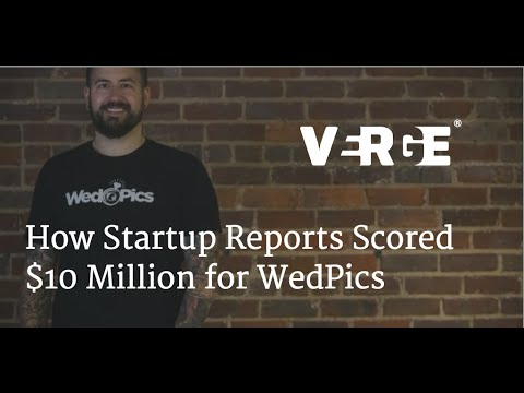 How Investor Updates Scored $10 Million for WedPics