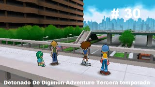 Detonado De Digimon Adventure Tercera temporada # 30