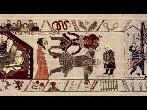 L'histoire de Game of Thrones brodée sur une tapisserie de 90 mètres