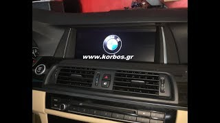 BMW F10-Android 4.4.4. Multimedia Greek Review www.korbos.gr