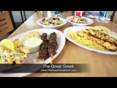 Best Mediterranean Food in Las Vegas; The Great Greek