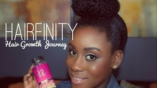 Hairfinity | Hair Growth Journey Begins & Length Check