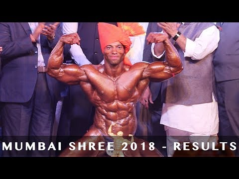 Mumbai Shree 2018 Results - Sujal Pilwankar Wins Overall Title
