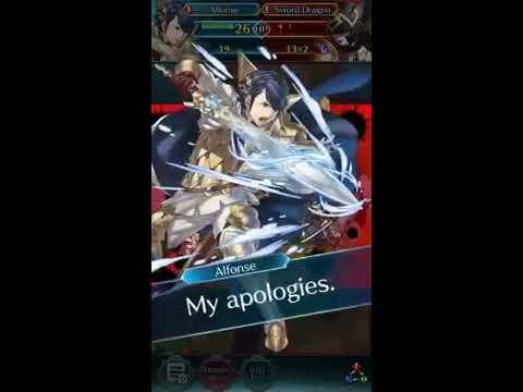 FE Heroes Ver. 2.2.0 ~ Team Kozaki vs C&A: BHB (Infernal)