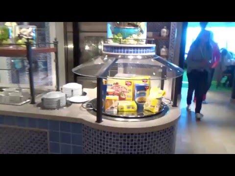Video Hamburg restaurant casino kampnagel