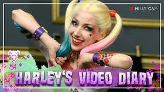 Harley's Video Diary