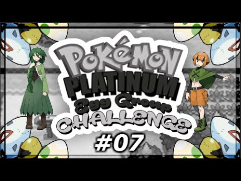 "Pokemon Platinum Randomized Egg Group Challenge Ep.7 ""Team looking NICE!!"""