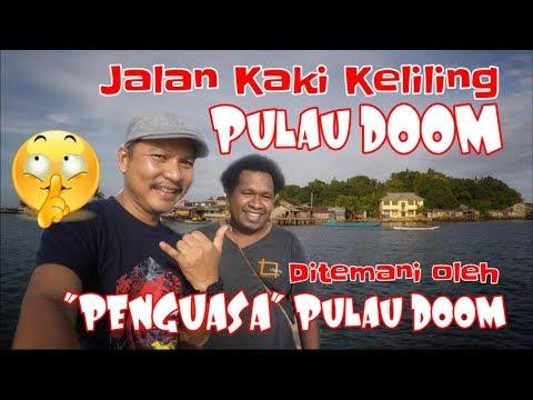 #DOOM1_Jejak Belanda & Jepang di Pulau Doom, Sorong, Papua Barat