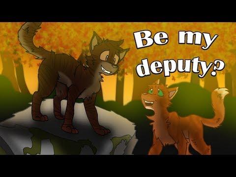 Rebuilding Trust - Bramblestar: Warrior Cats Speedpaint/Theory