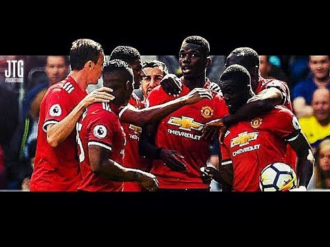Swansea City vs Manchester United 0-4 (HD)