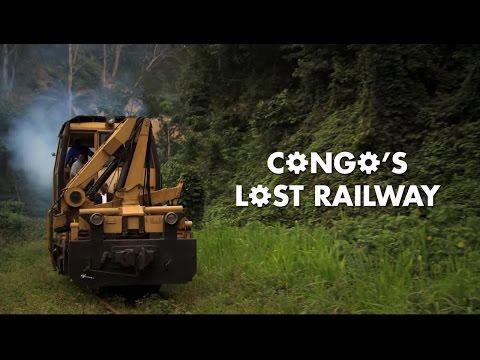 Chris Tarrant: Extreme Railways - Congo Ocean Railway