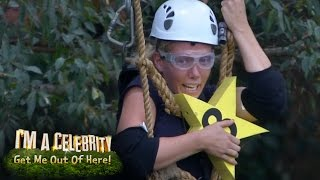 Kendra's Bushtucker Trial: Little House On The Scary | I'm A Celebrity... Get Me Out Of Here!