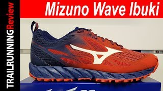 Mizuno Wave Ibuki Preview