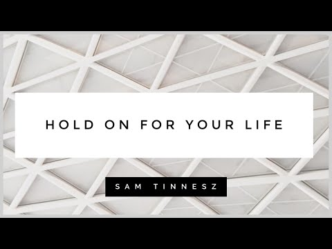 Sam Tinnesz - Hold On For Your Life