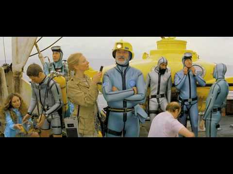 The Life Aquatic with Steve Zi... is listed (or ranked) 10 on the list The Best Jeff Goldblum Movies