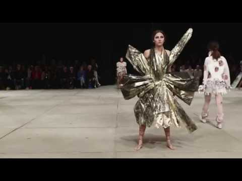 Fashion Show 2016 - Year 1 / Royal Academy of Art the Hague
