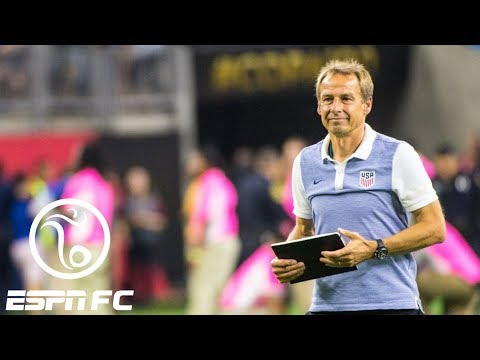 Jurgen Klinsmann says missing World Cup set U.S. Soccer 'back by several years' | ESPN FC
