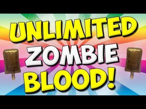 Black Ops 2 Origins Unlimited ZOMBIE BLOOD Glitch!}