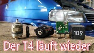 VW T4 2.5 TDI springt nicht an Relais 109 Dank eurer Hilfe läuft er wieder