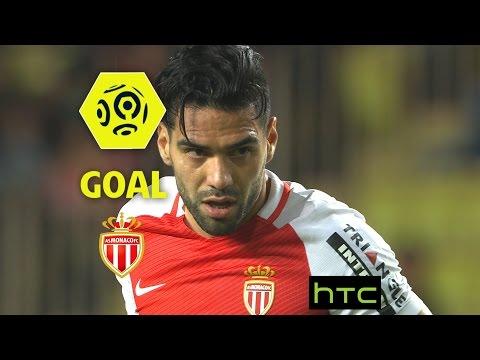 Goal Radamel FALCAO (81') / AS Monaco - Dijon FCO (2-1)/ 2016-17